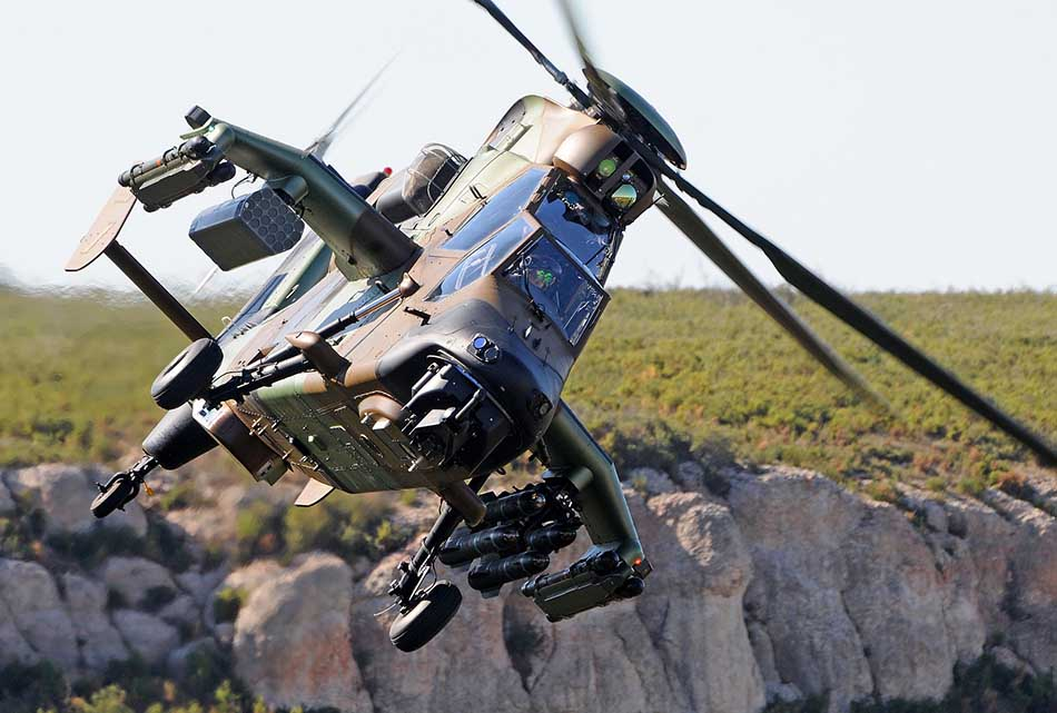 Top 5 Best Military Helicopters in the World