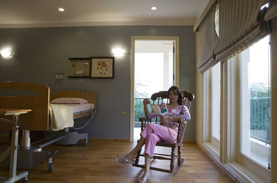 Top 10 Most Luxurious Hospitals Rooms in the World