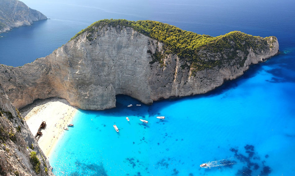 Top Five Countries with the Best Beaches in the World