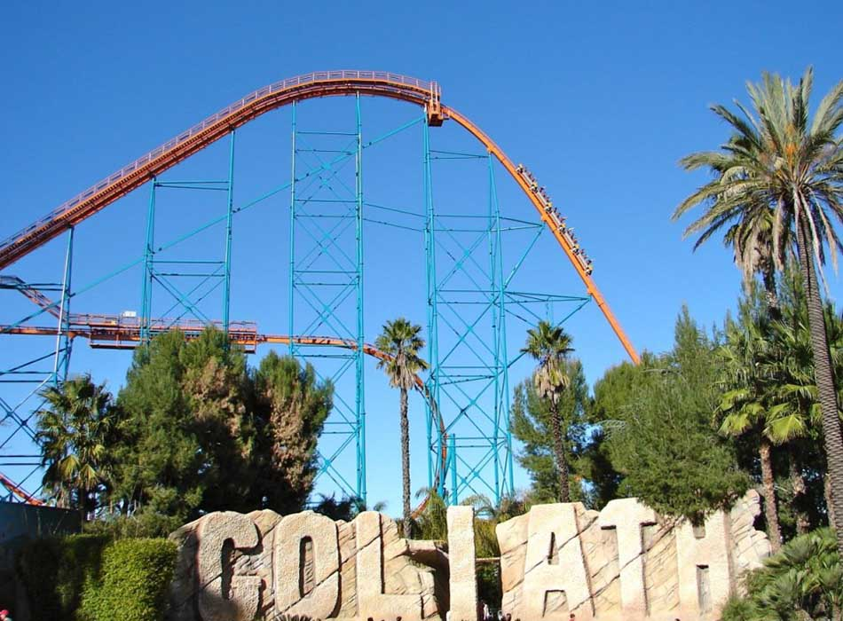 Top 10 Best Roller Coasters in the World