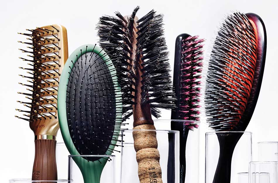 List of Top Ten Best Hair Brushes in the World