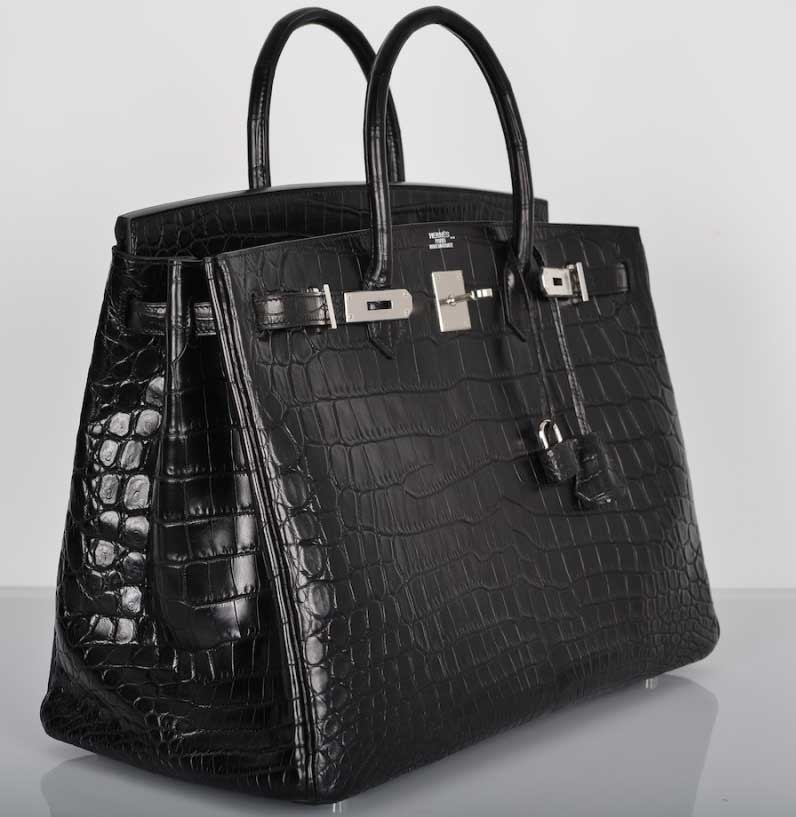 Top Five Most Expensive Products of Hermes