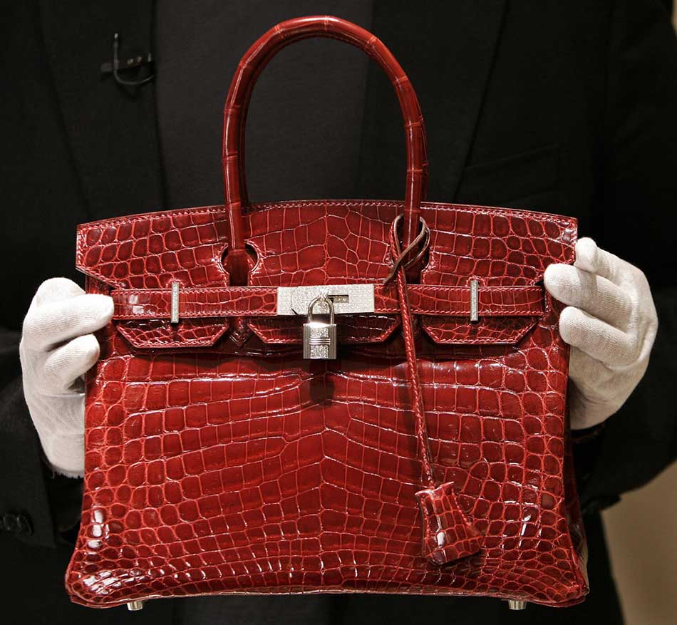 Top 5 Most Expensive Products of Hermes