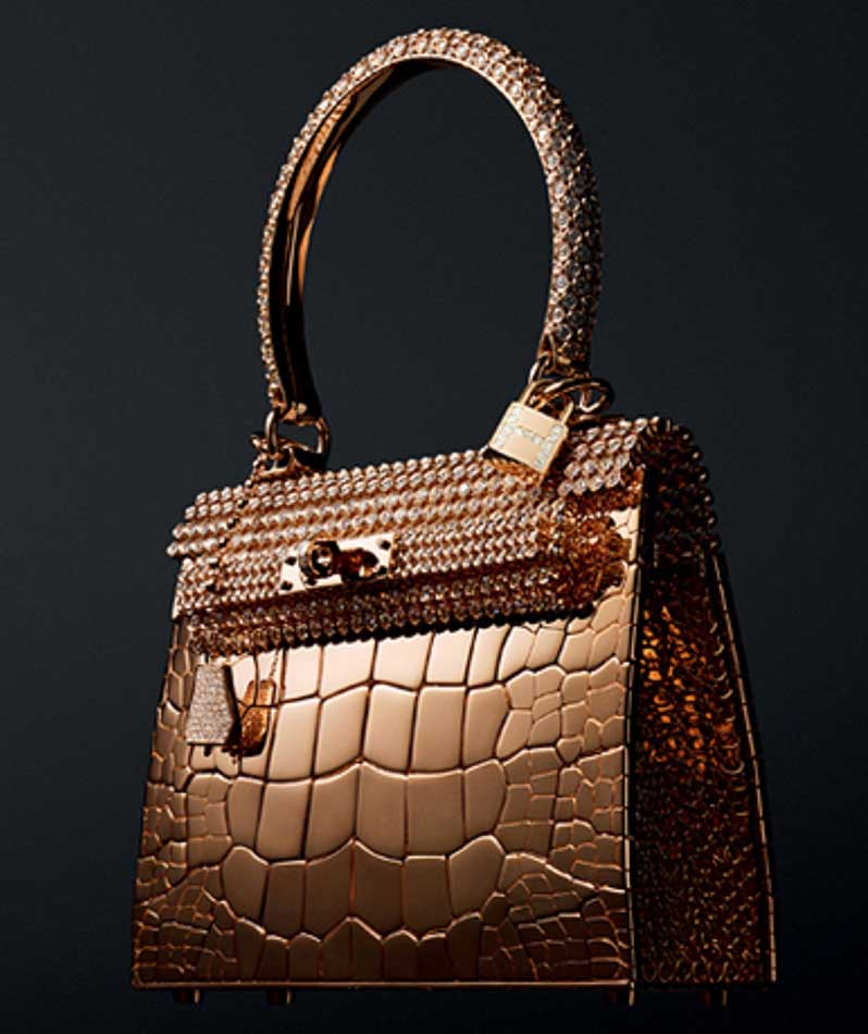 Top 3 Most Expensive Products of Hermes