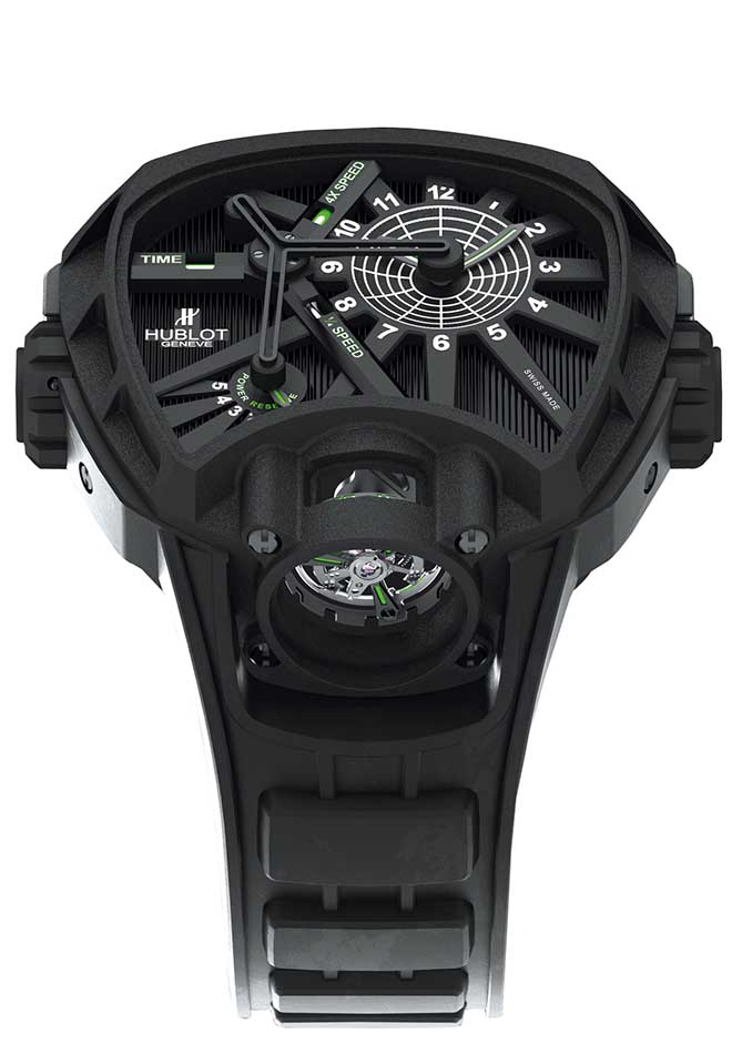 Top Three Most Expensive Hublot Watches