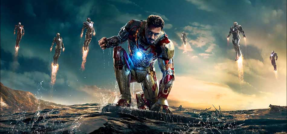 Top Ten Most Expensive Superhero Movies in the World