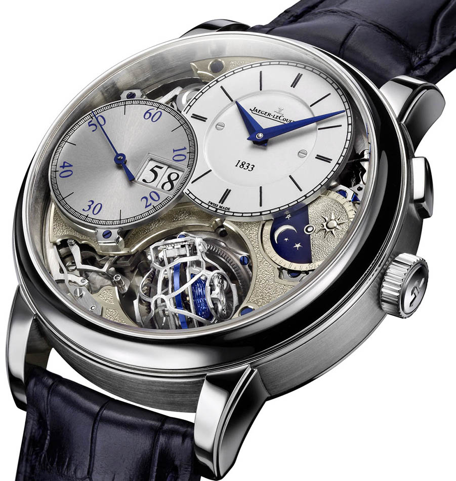 Top Five Most Expensive Jaeger Lecoultre Watches
