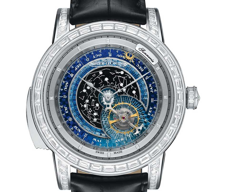 Top Three Most Expensive Jaeger Lecoultre Watches