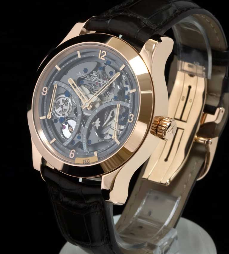 List of Top 10 Most Expensive Jaeger Lecoultre Watches