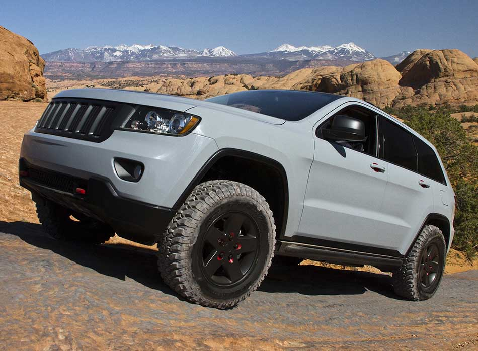 Top Five Most Expensive Jeep Cars in the World