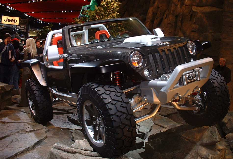 Most Expensive Jeep Car in the World