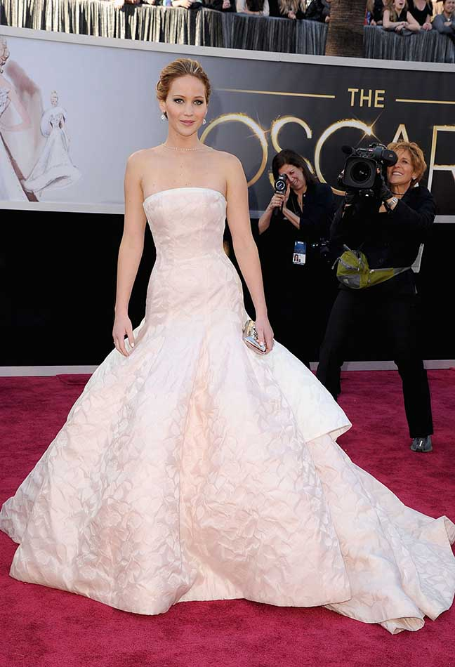 Most Expensive Dress Worn by Celebritiy at the Academy Awards