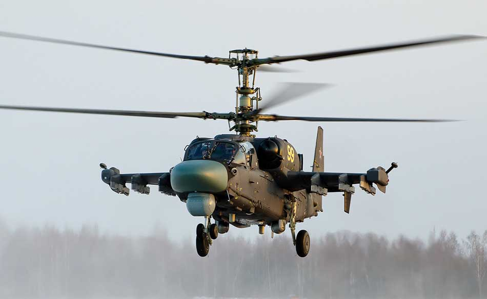 Top 3 Best Military Helicopters in the World