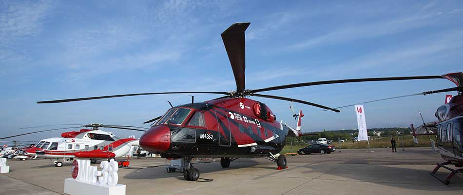 Top Five Most Expensive Commercial Helicopters in the World