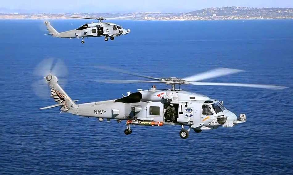 Best Anti Submarine Warfare Helicopter in the World