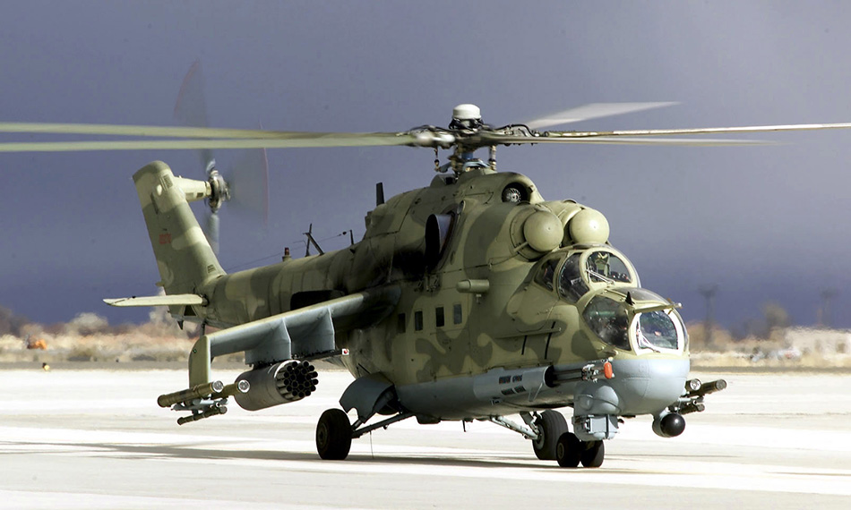 Top Ten Best Military Helicopters in the World