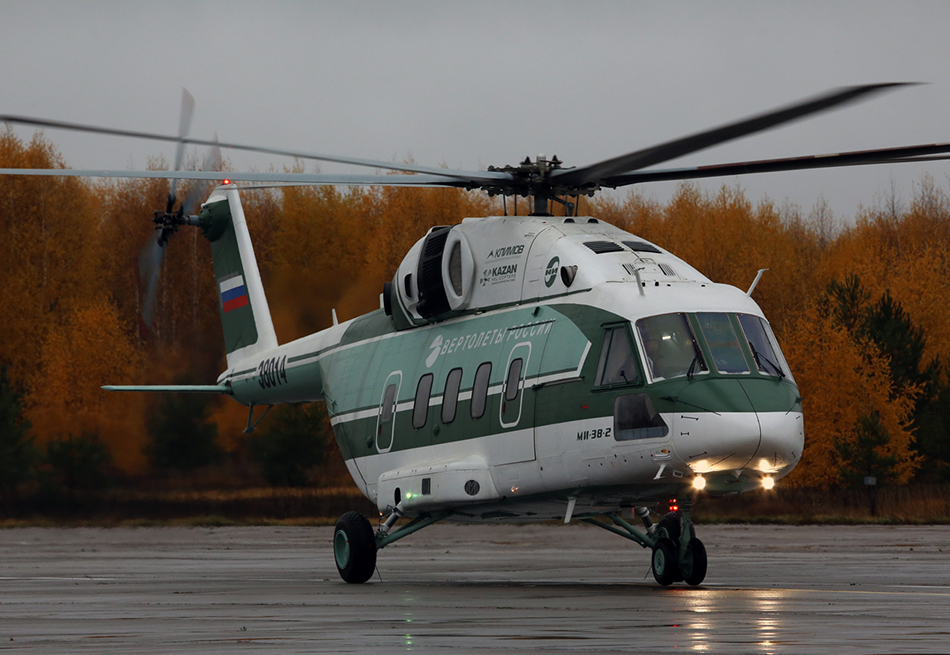 Top Five Best Transport Helicopters in the World