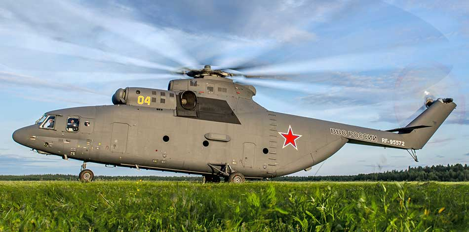 Best Transport Helicopter in the World