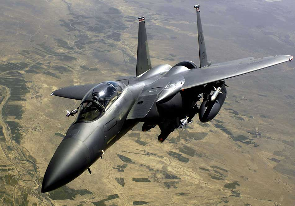 Top 10 Best Fighter Aircrafts in the World