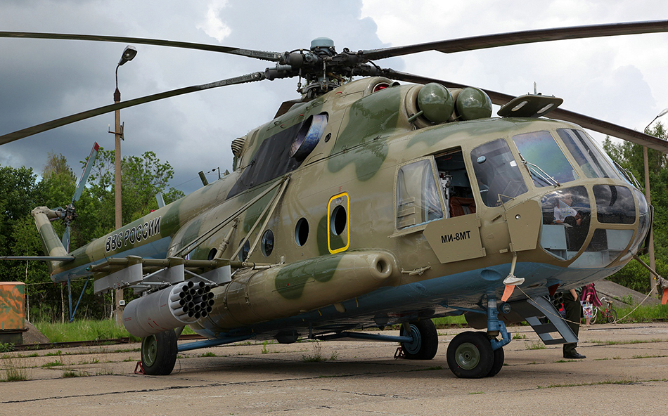 Top Ten Best Transport Helicopters in the World