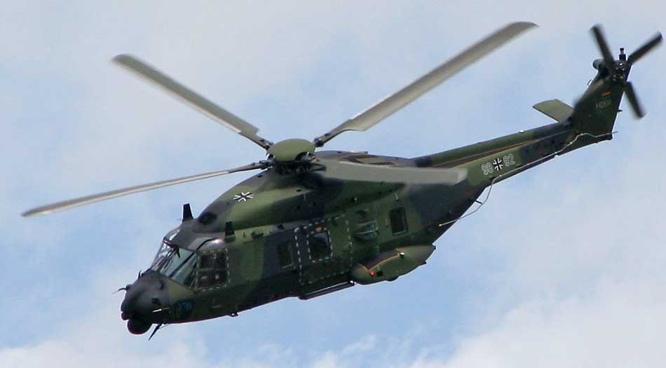 List of Top Ten Best Transport Helicopters in the World