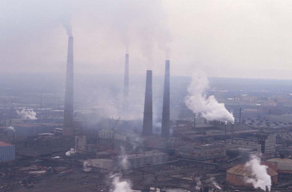 Top Ten Most Polluted Places in the World