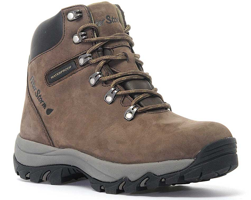 Top Ten Best Hiking Boots Available