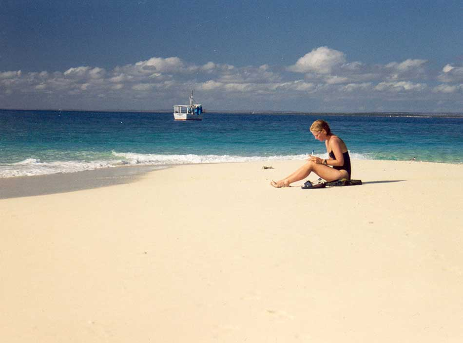 Top Ten Countries with the Best Beaches