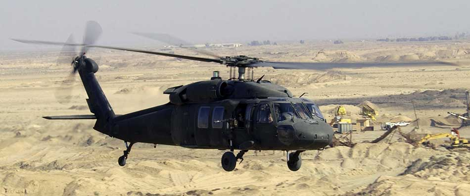 Top Three Best U.S Military Helicopters