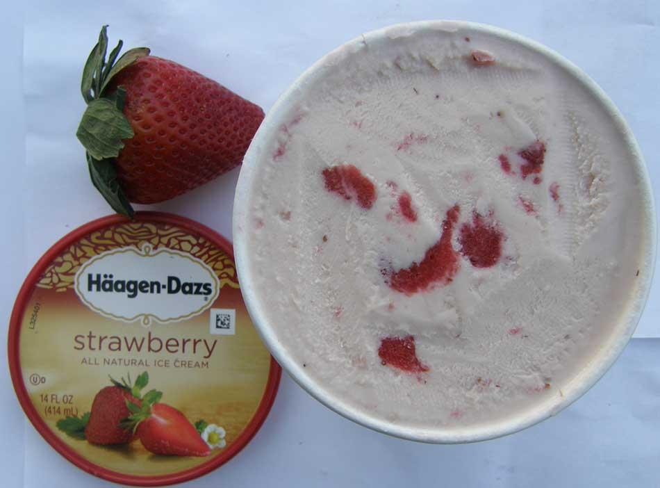 Flavors of Haagen Dazs