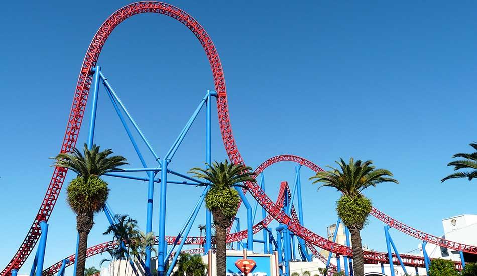 Top Ten Best Roller Coasters