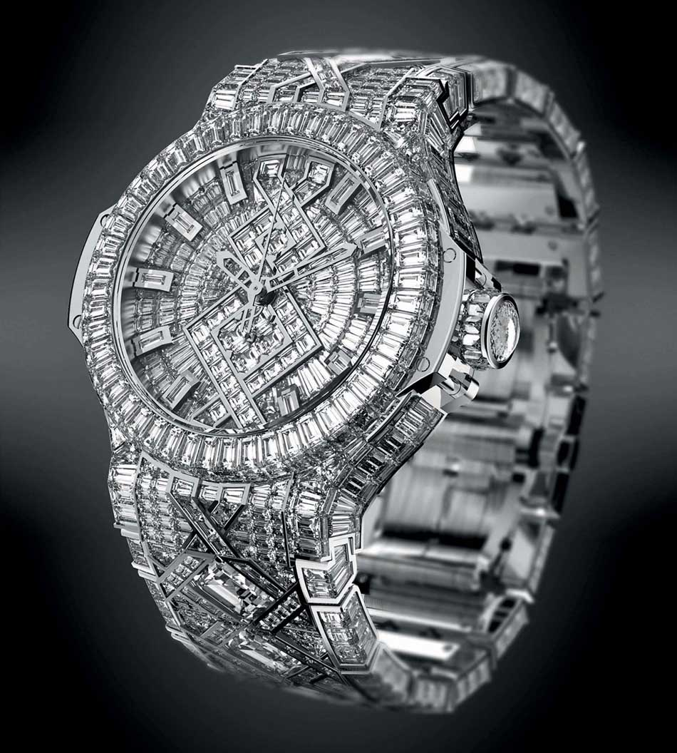 Most Expensive Hublot Watch
