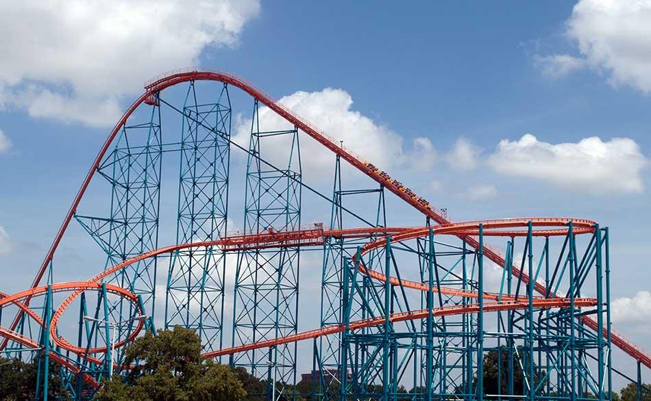 List of Top Ten Best Roller Coasters in the World