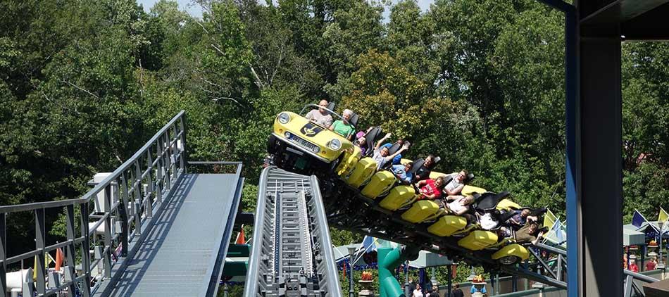 Top Ten Best Roller Coasters in the World