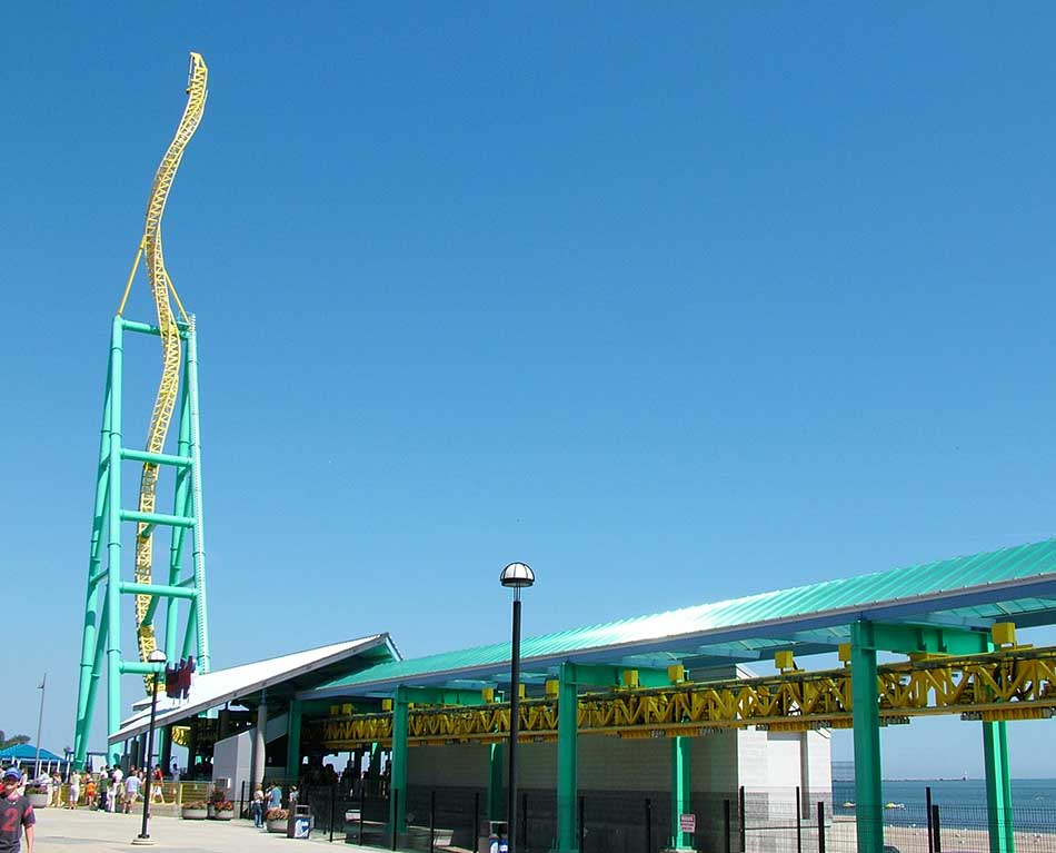 List of Top 10 Best Roller Coasters in the World