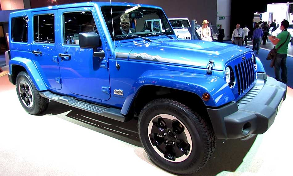 Top Ten Expensive Jeep Cars in the World