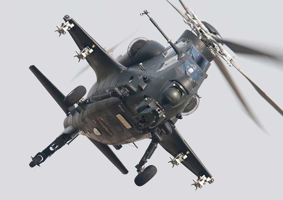 List of Top Ten Best Military Helicopters in the World