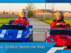Top 10 Best Sports for Kids