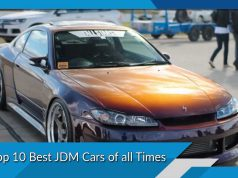 Top 10 Best JDM Cars of all Times