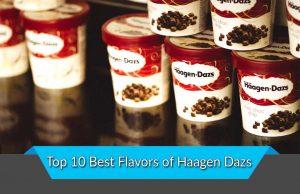 Top 10 Best Flavors of Haagen Dazs
