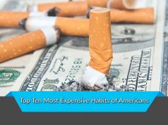 Top Ten Most Expensive Habits of Americans