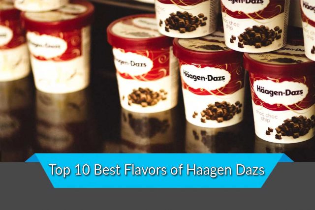 Top 10 Best Flavors of Haagen Dazs