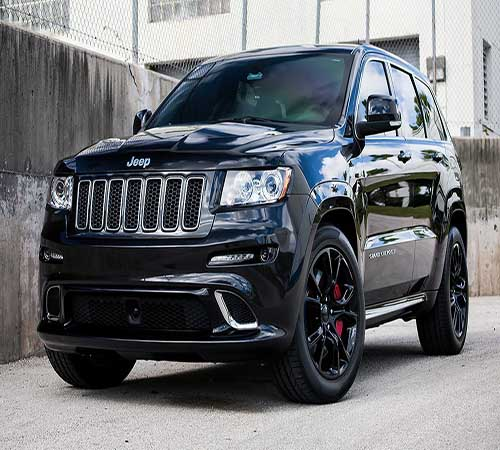 Expensive Jeep Cars