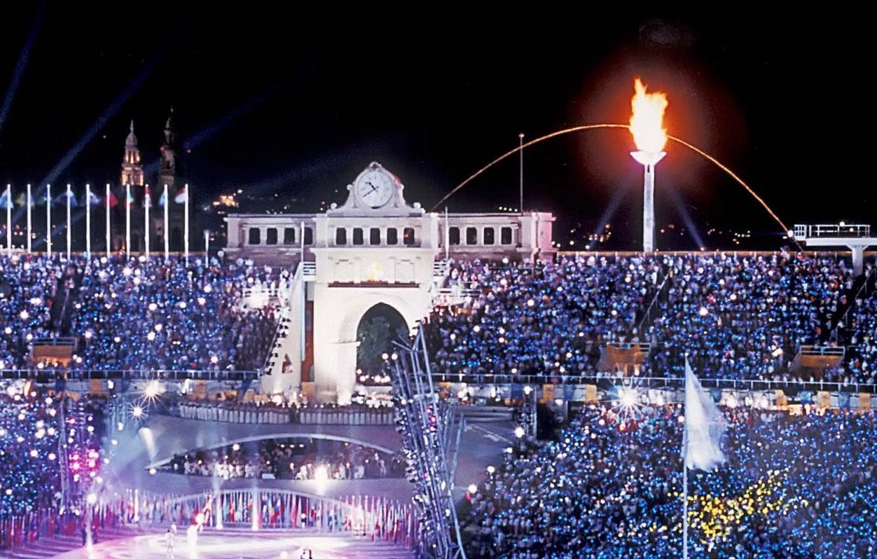 Best Olympics Opening Ceremonies Ever