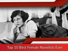Top 10 Best Female Novelists Ever