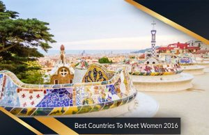 Best Countries To Meet Women 2016