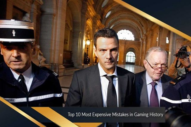 Top 10 Most Expensive Mistakes in Gaming History