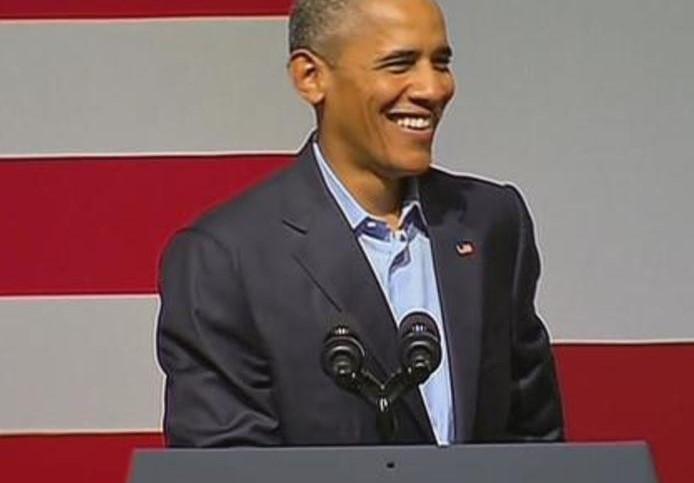 "Barack Obama calling Kanye West ""a jackass."""