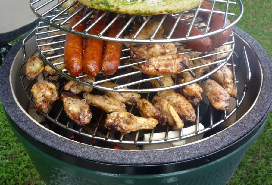 Best Kamado Grills For BBQ
