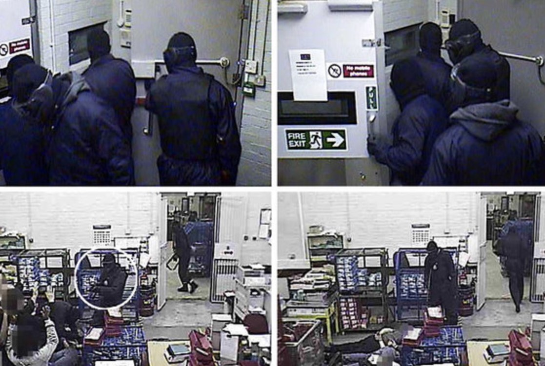 Biggest Bank Robberies Ever